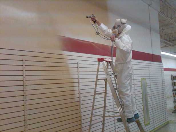 industrial building painters