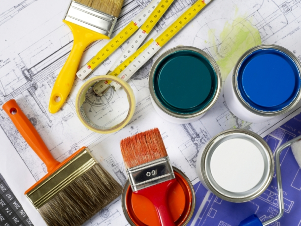 commercial residential painting contractors